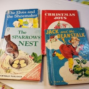 Other - Rand McNally Children's Junior Elf Books Lot 4